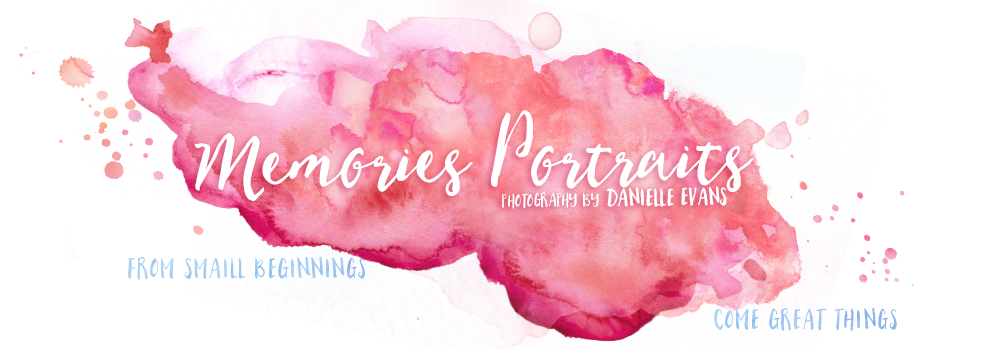 Memories Portraits logo